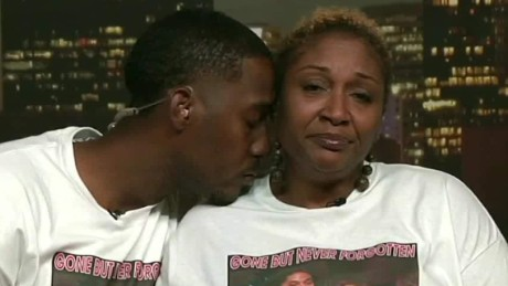 mother of justin carr shot at protest comments sot ac_00010805