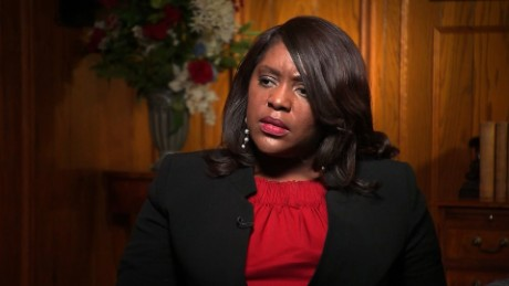 Terence Crutcher's sister speaks to CNN