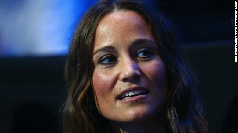 Report: Pippa Middleton photos stolen in iCloud hack