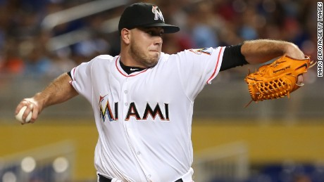 Miami Marlins star pitcher Jose Fernandez killed in boating accident