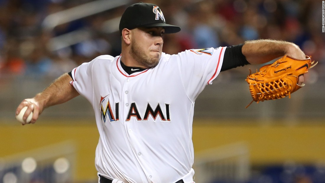 "Miami Marlins pitcher <a href=""http://www.cnn.com/2016/09/25/us/mlb-pitcher-jose-fernandez-dead/index.html"" target=""_blank"">Jose Fernandez</a>, one of baseball's brightest stars, was killed in a boating accident September 25, Florida authorities said. He was 24."