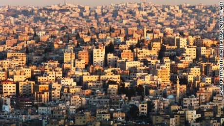 Amman: Capital of Islamic Culture in 2017.