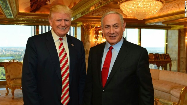 Donald Trump and the Israeli-Palestinian conflict