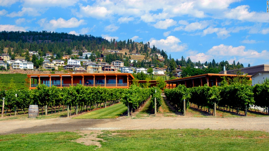 Quails' Gate Winery in West Kelowna is celebrating 25 years of winemaking in 2016.