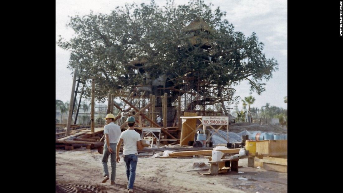 "<strong>Swiss Family Treehouse <strong></strong>—</strong> ""The Swiss Family Treehouse was one of the original attractions at the Magic Kingdom's grand opening,"" Valdes said. ""When I was a child, my grandfather told me that each of the 300,000 leaves was hand-wired on the tree."""