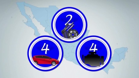 cnnee seg b web version show fuerza en movimiento mexico automotive gabriela frias_00005529.jpg