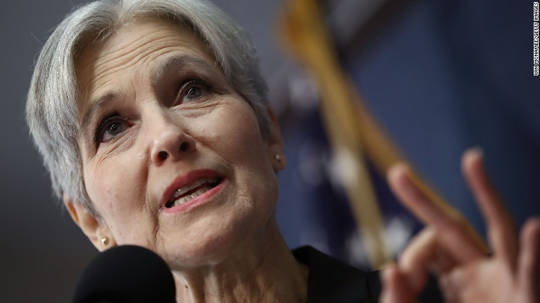 Green Party files for recount in Wisconsin