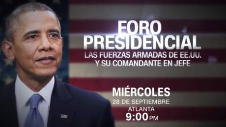 cnnee promo foro militar obama_00001717