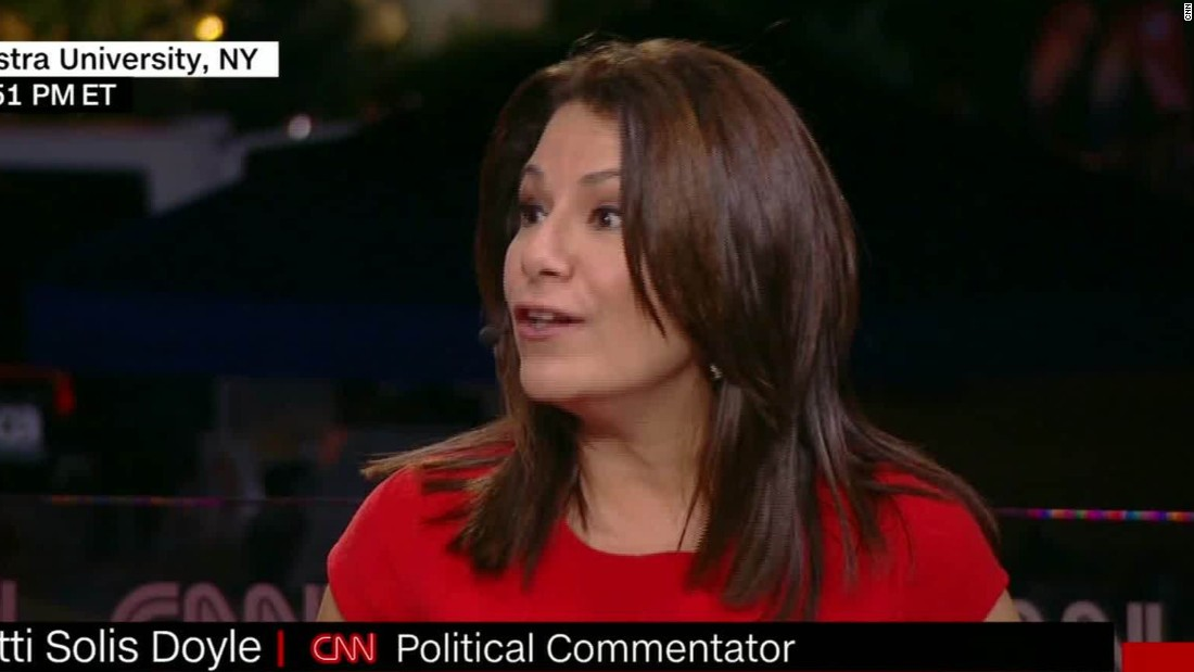 Patti Solis Doyle: Hillary Clinton did not start birther ...