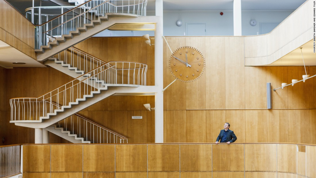 """There is something about Asplund's Law Courts at Gothenburg that confirms that being an architect is really worth the effort. Modern buildings so often seem quite shallow in their thinking. But then you see something like this and are reminded of what architecture at the very highest level can achieve."" <em>-- Tim Ronalds of Tim Ronalds Architects</em>"