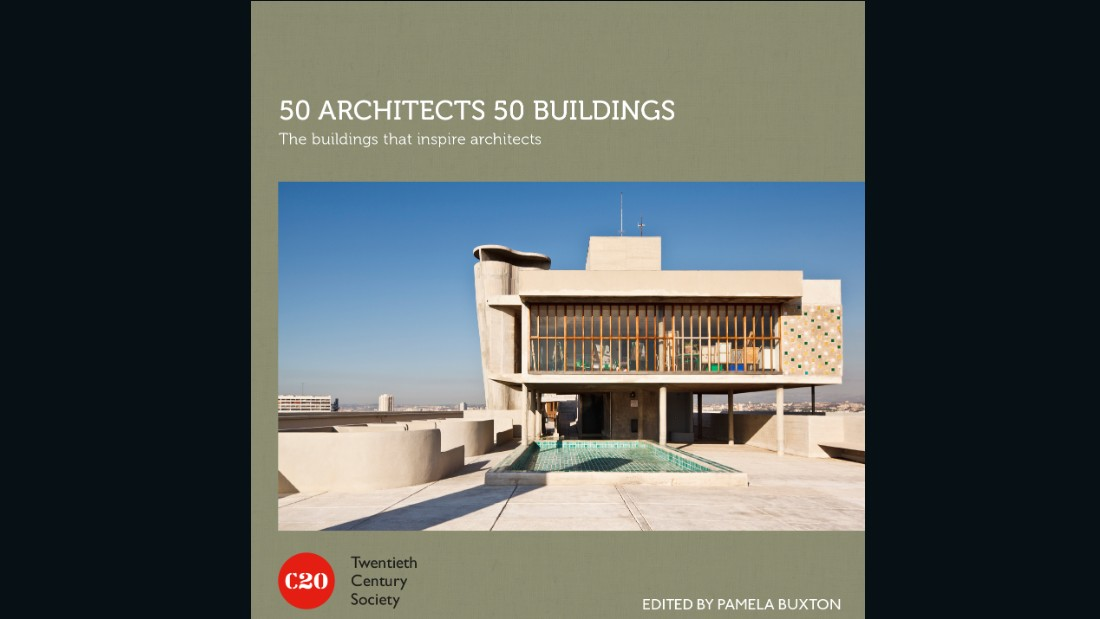 "<a href=""https://www.amazon.co.uk/50-Architects-Buildings-C20/dp/1849943427"" target=""_blank"">""50 Architects 50 Buildings: The Buildings That Inspire Architects"" by Twentieth Century Society, edited by Pamela Buxton, is out now. </a>"
