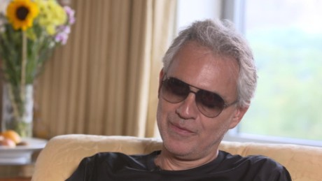 Andrea Bocelli: 'I hope my music has evolved'_00000000