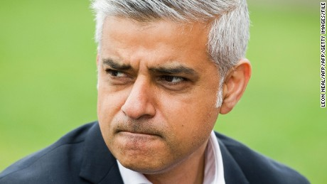 Mayor of London Sadiq Khan has criticized the government's Brexit plans.