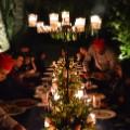 Africa travel Marrakech dinner