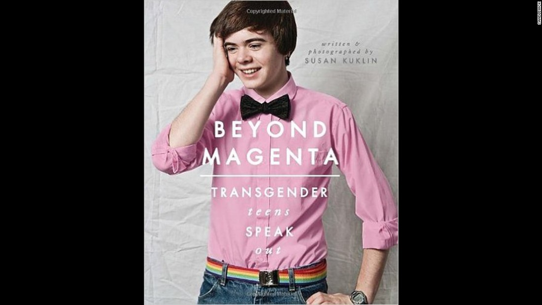 "This collection of stories from six transgender or gender-neutral young adults was called out for being ""anti-family"" and containing offensive language and depicting homosexuality, sex education, political viewpoint and religious viewpoint."
