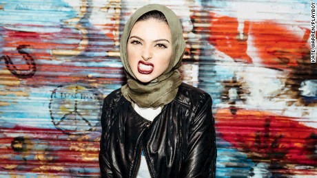 Muslim woman to appear in Playboy in a hijab