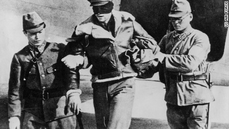 Doolittle Raider Robert Hite was captured and held for 40 months until his release in 1945. He died in 2015.