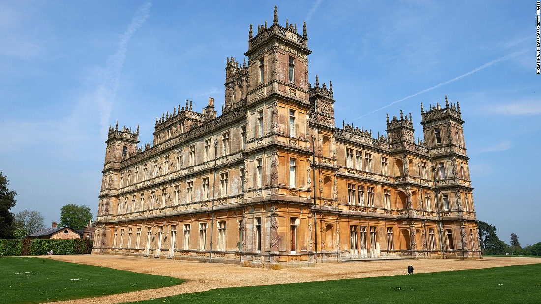 "Highclere Castle, 70 miles west of London in Hampshire, is arguably the most crucial character in ""Downton Abbey,"" the British historical period drama."