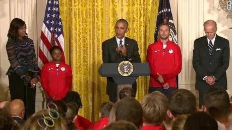 president obama olympic team sot_00000000
