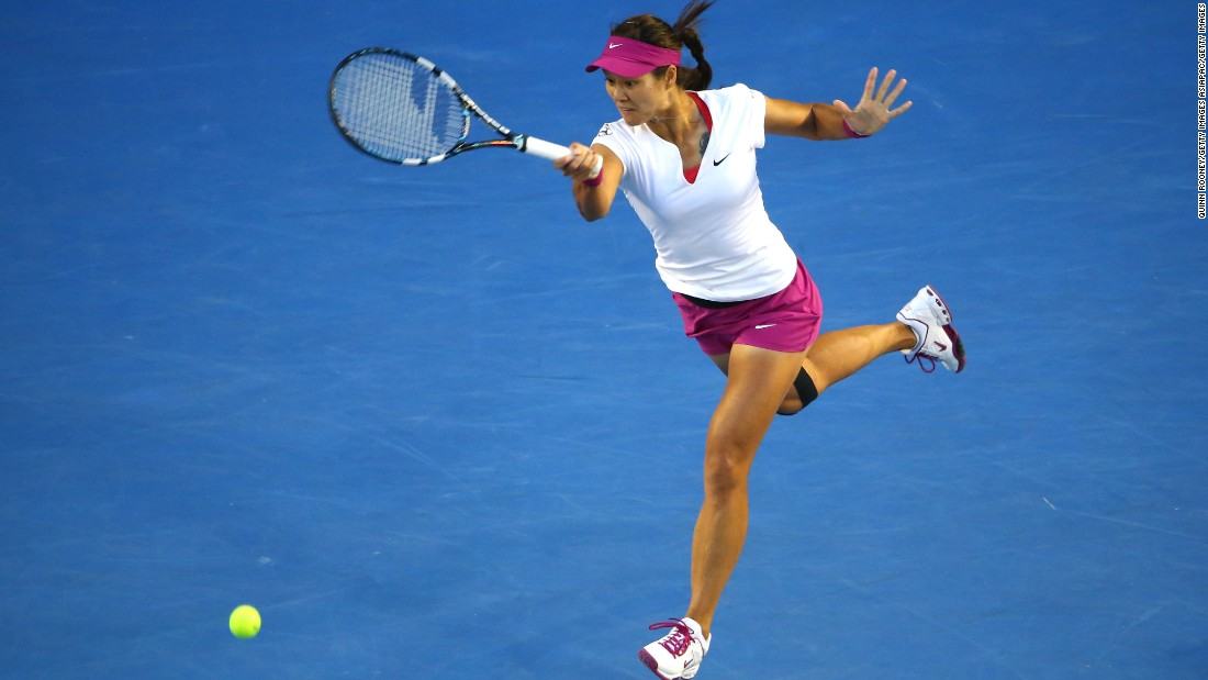 Li Na retired from tennis in 2014.