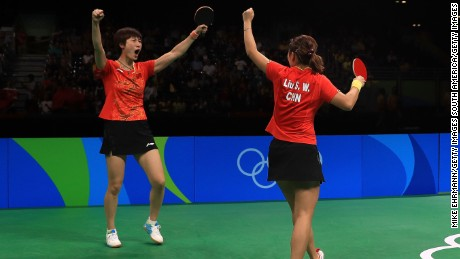 The Wuhan Open aims to promote Chinese tennis to the same level as table tennis and badminton -- sports at which China has traditionally dominated.