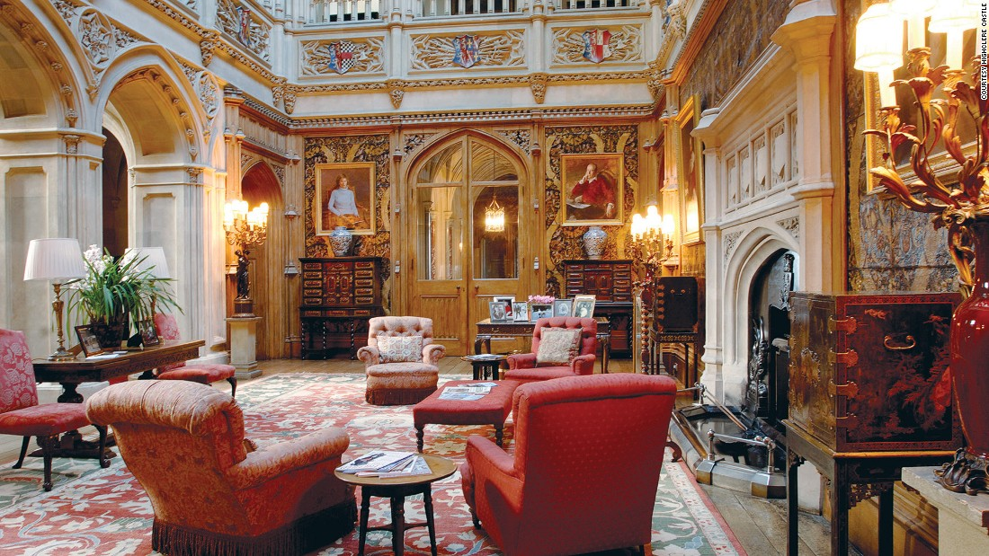 Downton Abbey' castle: 7 reasons to visit Highclere | CNN Travel