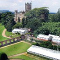Highclere Castle travel CastleAndMonksGarden-(C)Highclere-Castle