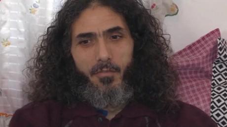 cnnee pkg dario klein huelga hambre ex prisionero guantanamo jihad diyab_00010320