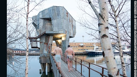 Watery inspirations: How architects are reinventing the bathhouse