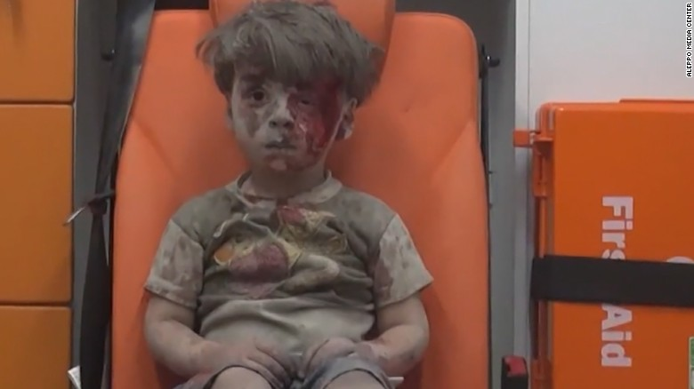 Syria, a War on Children?