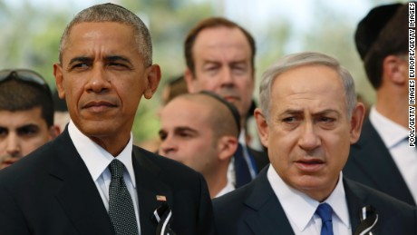 Israeli statement slams Obama
