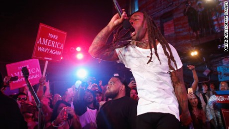"Ty Dolla Sign performs onstage at MTV's ""Wonderland"" LIVE Show on September 15, 2016 in Los Angeles, California."