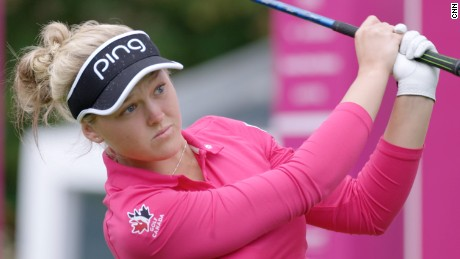 Meet the Canadian sisters bursting onto the LPGA scene