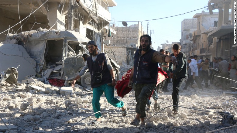 Russia warns US against attacking Syrian forces
