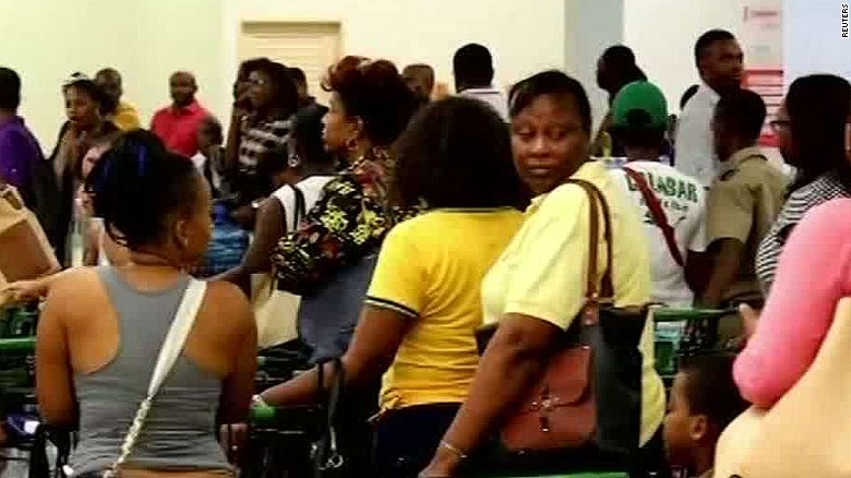 jamaica prepares hurricane matthew marcia forbes interview_00002329