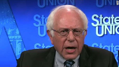 Sanders 'disgusted' by Trump not paying income taxes