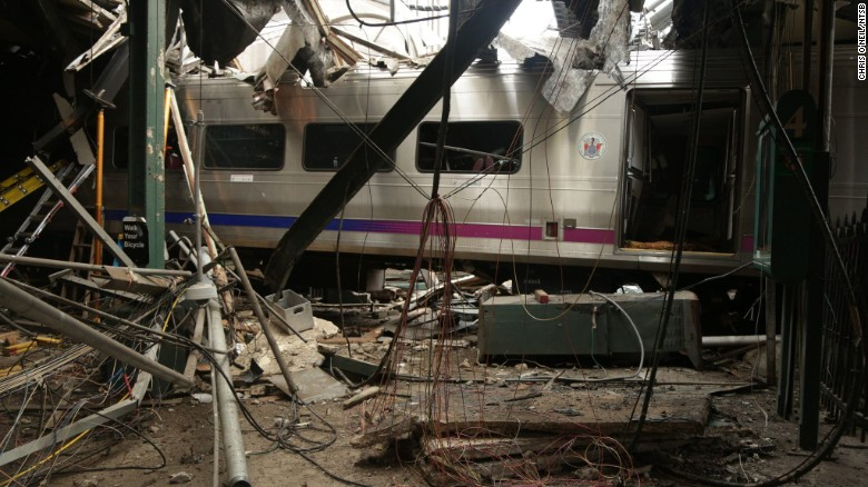 NTSB: Data recorder did not work in NJ train crash