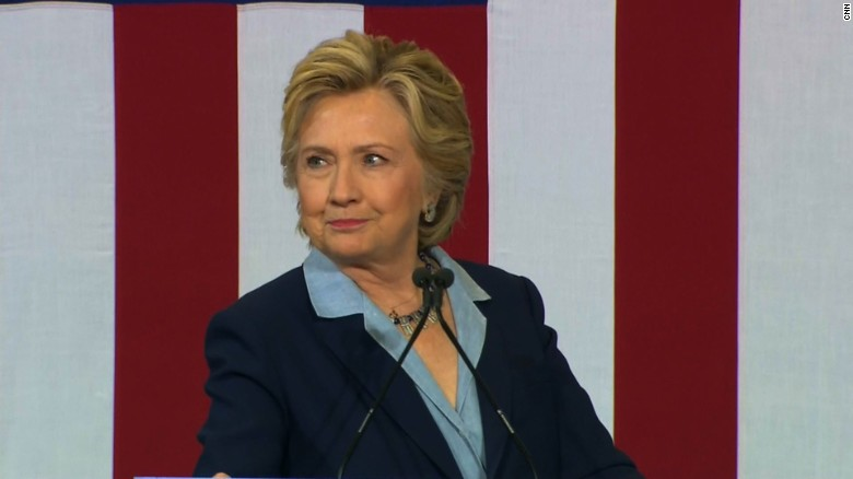 Clinton blasts Trump on taxes: 'He contributed nothing'