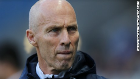 Bob Bradley, the new coach of Swansea City, led the US at the 2010 World Cup.