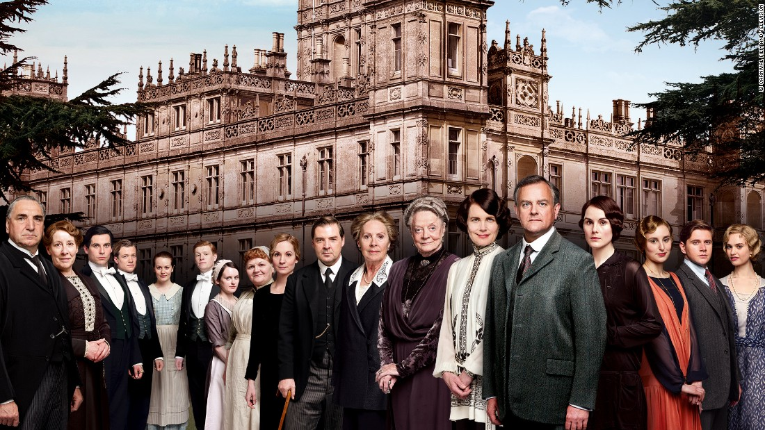 Downton Abbey ended its run in 2016