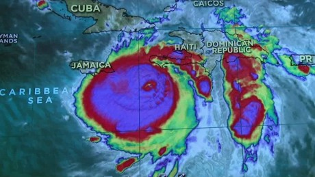 Hurricane Matthew hits Haiti, aims at US East Coast