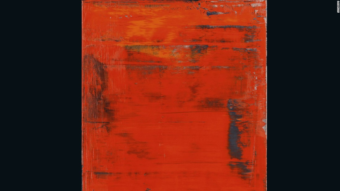 Widely considered the greatest living painter, Richter's work over his fifty-year career  has earned him international acclaim.