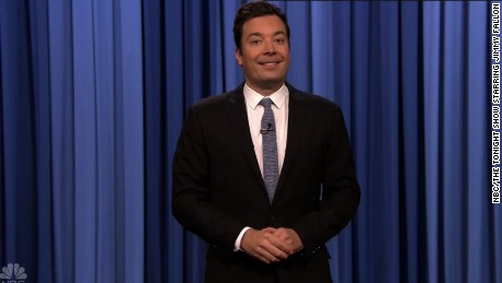 jimmy fallon donald trump taxes