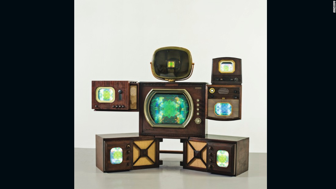 "Haled as the ""Father of Video Art"", Paik Nam June fled Korea during the civil war and moved to Japan, where he studied art history and music. He eventually settled in New York in the mid 1960s and became the first artist in the world to embrace new technology."