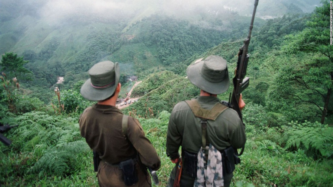 Colombian government, FARC reach new peace agreement
