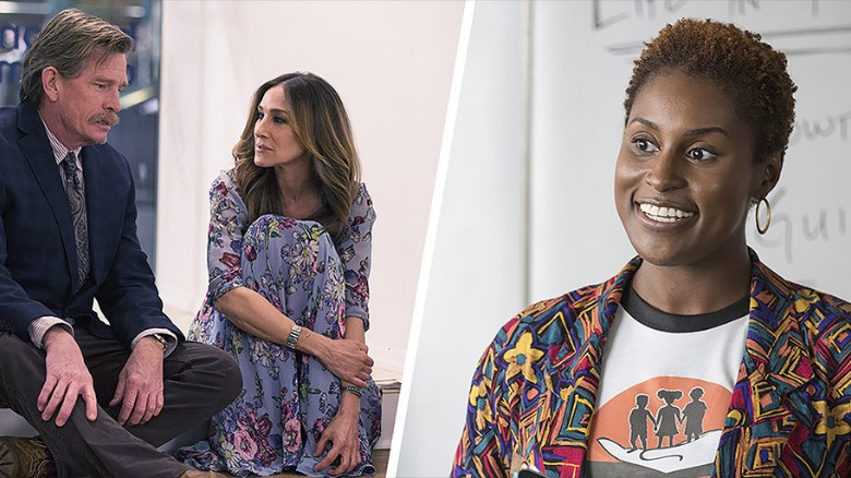Review: HBO's  'Divorce,' 'Insecure' get split decision