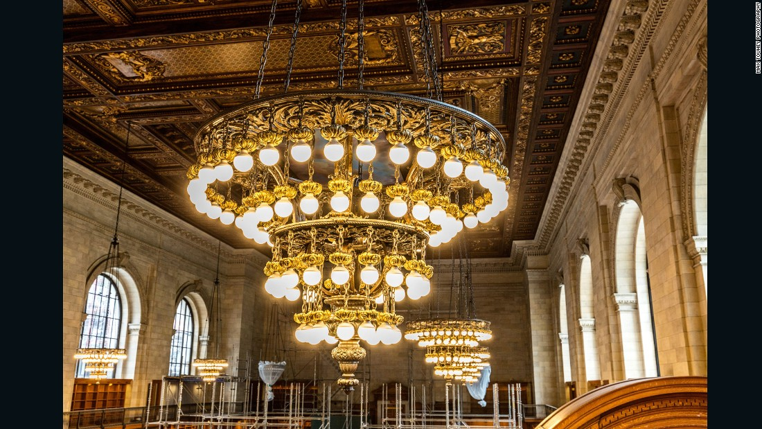 """""""We spent $12 million. We had to do it and we had to do it the right way. Not simply for the security of our patrons and our staff, but this is one of the greatest buildings certainly in New York City, I would argue in the country."""""""