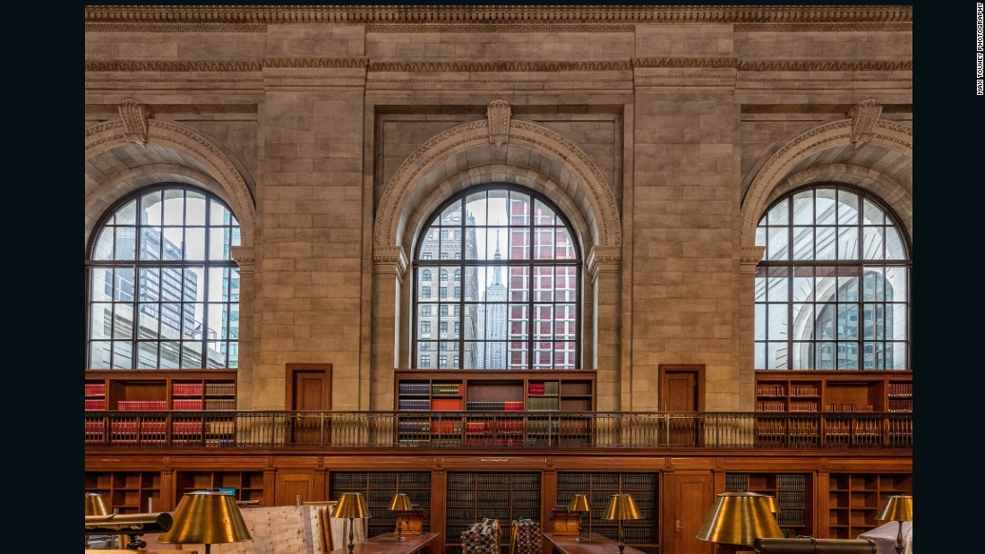 """""""The building is a remarkable and iconic tribute to the elegance and the significance of the work that the library undertook, a tribute to the dignity of research, education and learning."""""""
