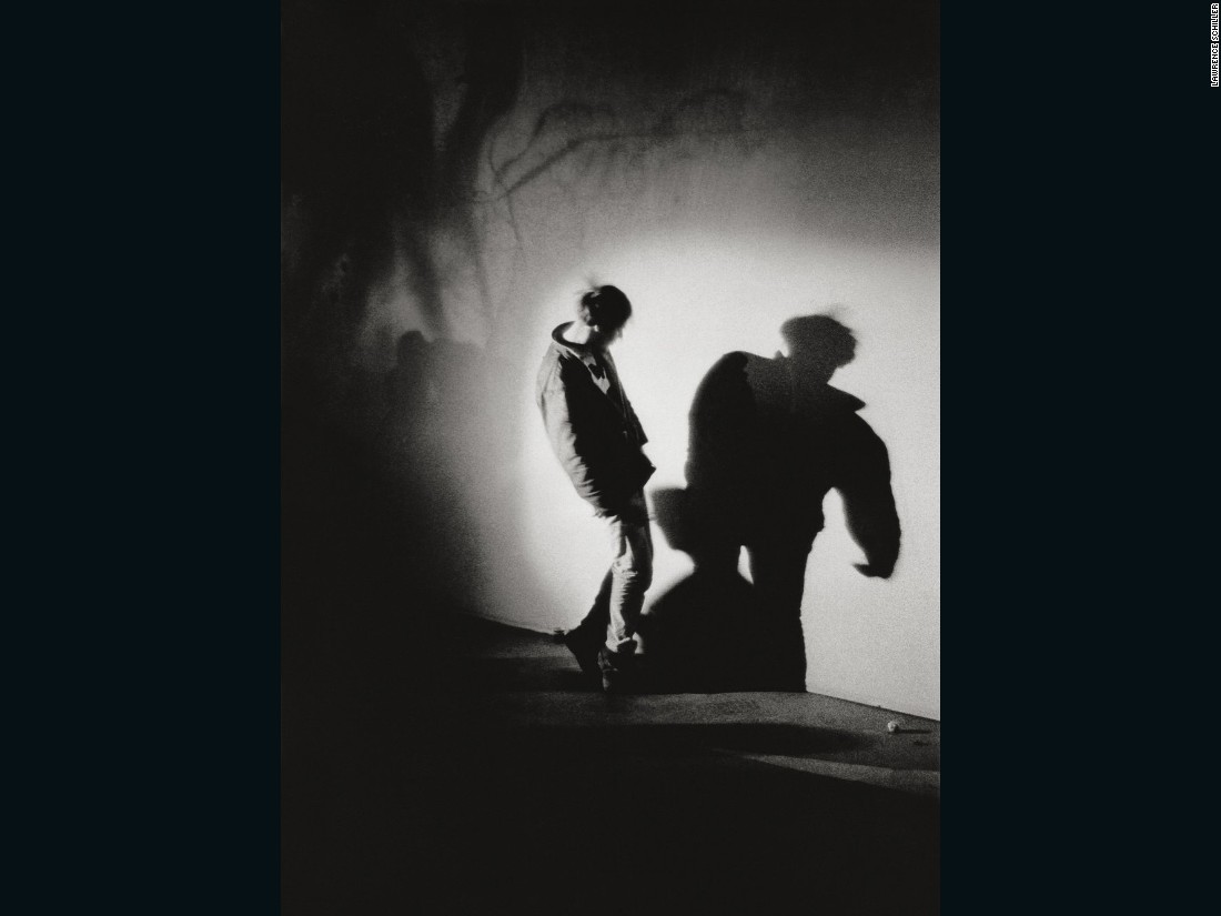 "One of the era's most iconic shots was taken by Schiller at an Acid Test in Hollywood, 1966. Called ""Me and My Shadow,"" it shows a reveler dancing with himself mid-trip. The image was subsequently used by the Flaming Lips for the cover of ""The Soft Bulletin."""