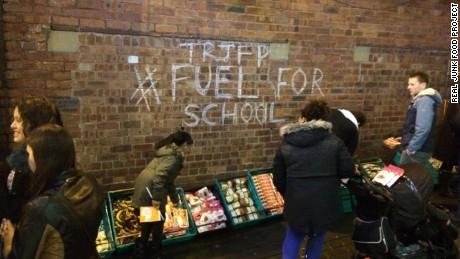 The Project now supplies 12,000 schoolchildren in the Leeds area.